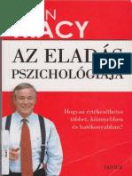 Brian Tracy-Az eladás pszichológiája