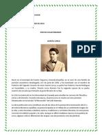 Poetas Ecuaorianos