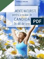 Tratamente Naturiste Pentru a Scapa de Candida in 48 de Ore DIGITAL