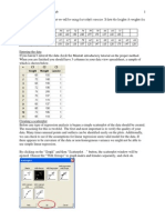 Minitab Simple Regression Analysis