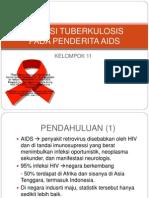 Infeksi Tb Pd Pend.aids  Ppt