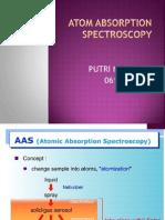 Atom Absorption Spectroscopy