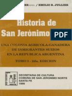 Oggier. Historia de San Jerónimo Norte.