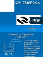 Curso General Osmosis