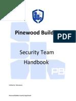 Pinewood Builders Security Department1