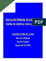 Cartagena Educacion