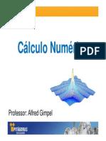 Histórico Cálculo Numérico