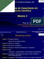 Workshops Escrita Modulos 5 6