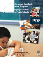 Ell Admin Resource Handbook