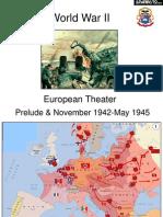 Mapa 2da Guerra Mundial