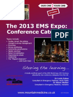 EMS Expo 2013 unofficial report (hi res version)