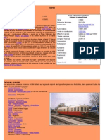 Modélisme ferroviaire à l'échelle HO. Compositions de rames X3800 octobre 09 bis Par Laurent Arqué
