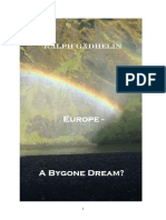 Europe - A Bygone Dream?