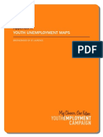 My Chance, Our Future - youth unemployment maps (Brotherhood of St Lawrence)