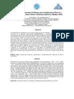 Protocolo de Manejo Para La Induccion Al Desove y Larvicultura de La Ostra-espol
