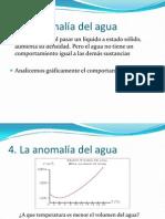 4. Anomalia Del Agua