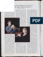 trumpet recordings