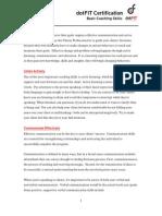Sf Dotfit Ch05 Pt01 Sec01 Basic Coaching Skills