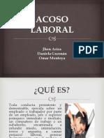 Grupo 11 Acoso Laboral