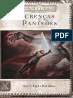 [TRADUZIDO] Forgotten Realms - Crenças e Panteões.pdf