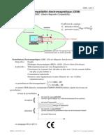 A15 - Compatibilité électromagnétique (CEM)