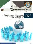 Communique Issue1