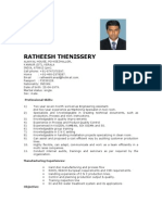 C V -ratheesh[1][1]. t