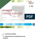 EIE UT6 Formas Juridicas y Tramites Constitucion-1