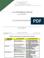 25-At Chiusura Superiore 12-13 - Corso Architettura Tecnica
