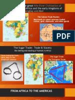 the sugar trade
