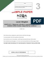 sample exam paper