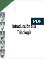 a.1 Introducción a la Tribología