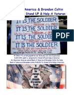 Bank of America & Brandon Coltin FAILED To Stand UP & Help A Veteran