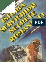 Istoria serviciilor secrete românești (P.Ștefănescu 1994)