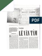 Le Van Tam