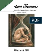 Revista Literaria Delirium Tremens 8