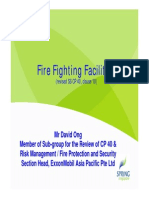Fire Fighting Facilities