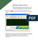 Configurando o Software CCProxy