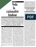 Pierre-Sylvain Filliozat - Les Veda et la rationalité hindoue