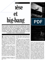 Henri Blocher - Genèse et big-bang