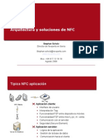 Arquitectura y Soluciones de NFC