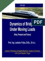 Dynamics of Bridges 08