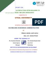 SBI Life Insurance(Babloo Nayak)