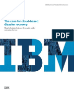 Cloud Virtualized Server Recovery