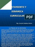 Tratamiento Curricular Huanuco