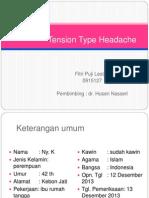 Fitri - Tension Type Headache