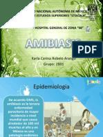 Amibiasis COMPLETA
