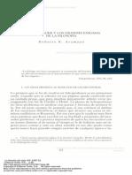 208393931 Schopenhauer y Los Grandes Enigmas de La Filosofia Roberto R Aramayo