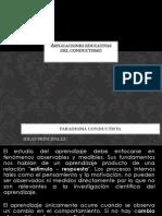 Exposicion conductismo