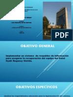 EXPOSICIÓN DE  ANTEPROYECTO 2014
